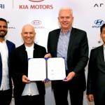 Hyundai e Kia investono in Arrival per   co-sviluppare veicoli commerciali elettrici