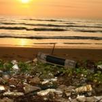 Bioplastica che si degrada in mare, lo studio giapponese