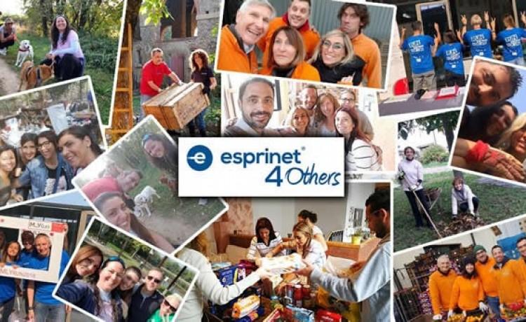 Together Is Better: la sostenibilità firmata Esprinet