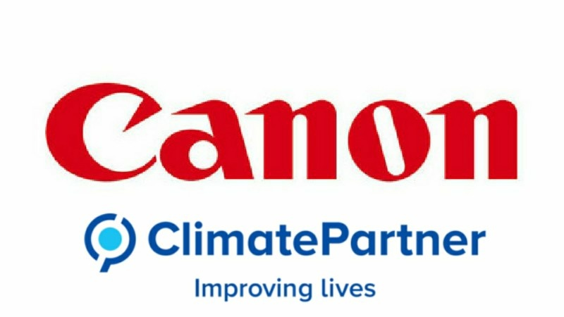canon climatepartner