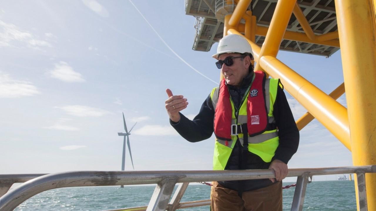Iberdrola punta al Giappone come nuova piattaforma per la crescita delle energie rinnovabili