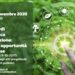 Lombardia, acquisti verdi nella PA: le imprese verso l'economia circolare