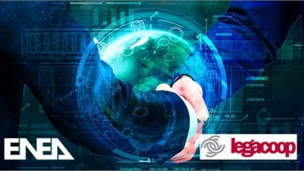 Energia: Legacoop e ENEA firmano accordo per economia circolare e trasferimento tecnologico