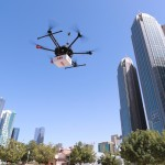 ABB: un drone per rilevamento perdite di gas e misurazione gas serra