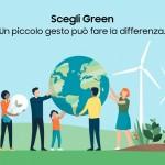 """""""Scegli Green"""" di Samsung, il progetto per un futuro più sostenibile"""