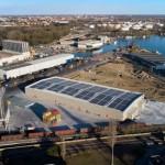 Katoen Natie, colosso belga della logistica, sceglie la sostenibilità anche in Italia