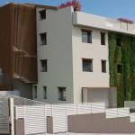 A Matera nasce Pietra Solare, edificio green con giardino verticale a impatto zero