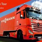 Efficienza energetica: al via il Viessmann Tour, dal 20 settembre al 13 ottobre